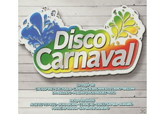 VARIOUS - Disco Carnaval - (CD)