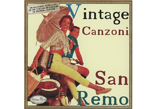 VARIOUS - Vintage Canzoni San Remo - (CD)