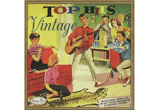 VARIOUS - Top Hits - Vintage - (CD)
