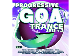 VARIOUS - Progressive Goa Trance 2013 Volume 2 - (CD)