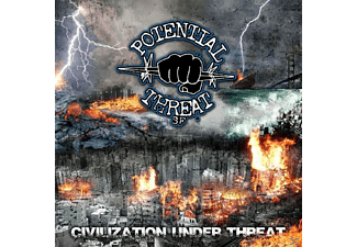 Potential Threat Sf - Civilization Under Threat - (CD)