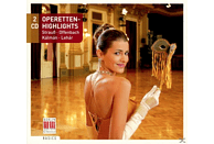 VARIOUS - Operettenhighlights [CD]