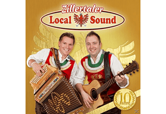 Zillertaler Local Sound - 10 Jahre - (CD)