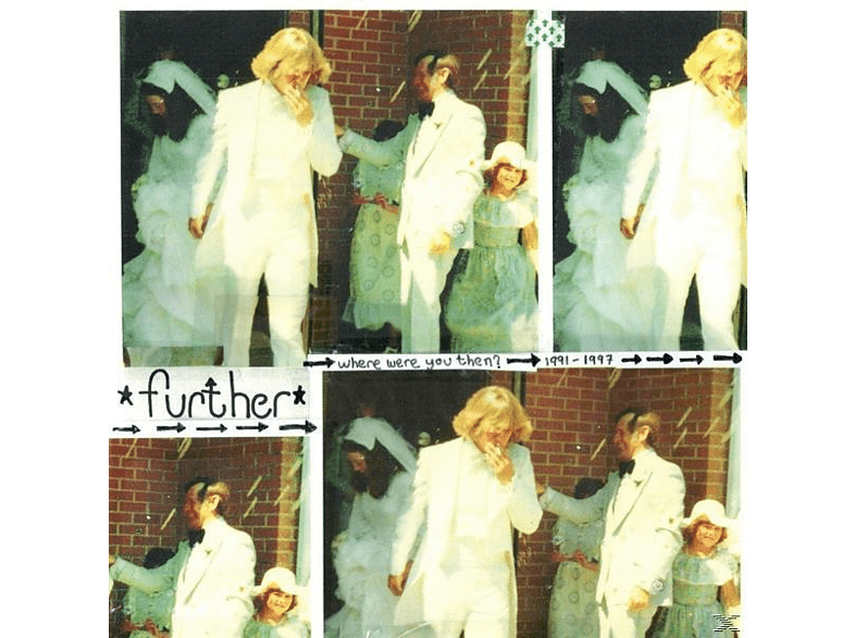 Further - Where Were You Then? [LP + Download]