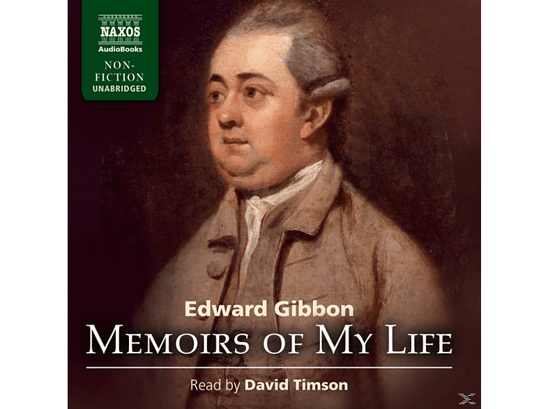 David Timson - Memoirs of my Life - (CD)
