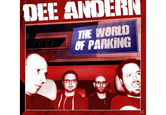 Dee Andern - The World Of Parking - (CD)