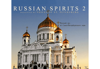VOICES OF ST.PETERSBURG - Russian Spirits Vol.2 - (CD)