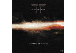 Pride  Fall - Elements of silence - (CD)