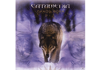 Catamenia - Chaos Born - (CD)
