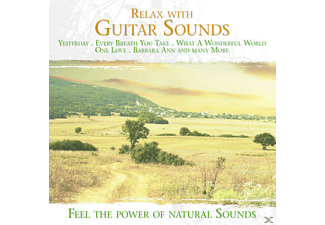 VARIOUS - Relax With Guitar Sounds - (CD)