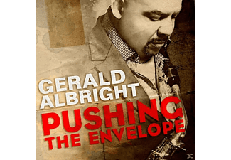 Gerald Albright - Pushing The Envelope - (CD)