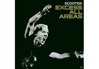 Scooter - Excess All Areas - (CD)
