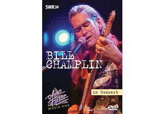 Bill Champlin - In Concert-Ohne Filter - (DVD)