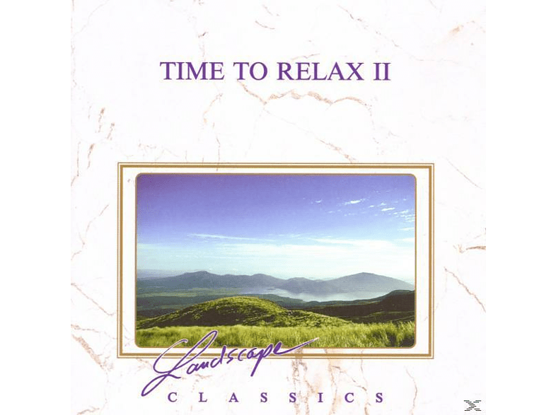 VARIOUS - Time To Relax Ii [CD]