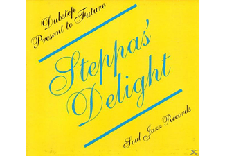 VARIOUS - Steppas' Delight-Dubstep Present To Future - (CD)