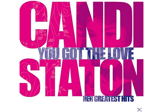 Candi Staton - You Got The Love-Her Greatest Hits - (CD)