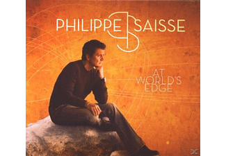 Philippe Saisse - At World's Edge - (CD)
