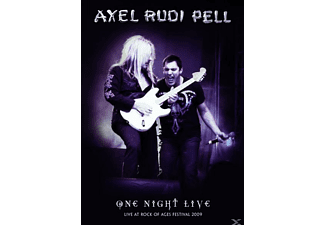 Axel Rudi Pell - One Night Live - (DVD)