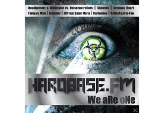 VARIOUS - Hardbase.Fm Volume One! - (CD)