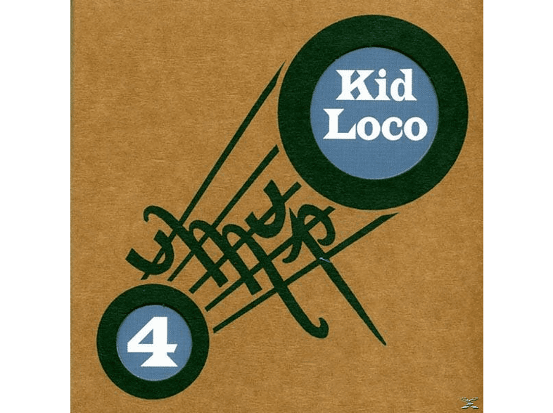 Kid Loco - OUMUPO 4 [CD]