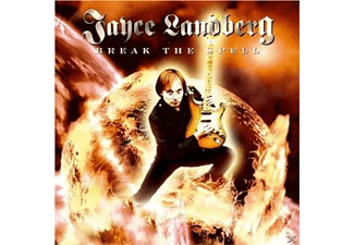Erik Jayce Landberg - Break The Spell - (CD)