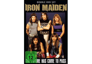 Iron Maiden - The Future Has Come To Pass - (DVD)