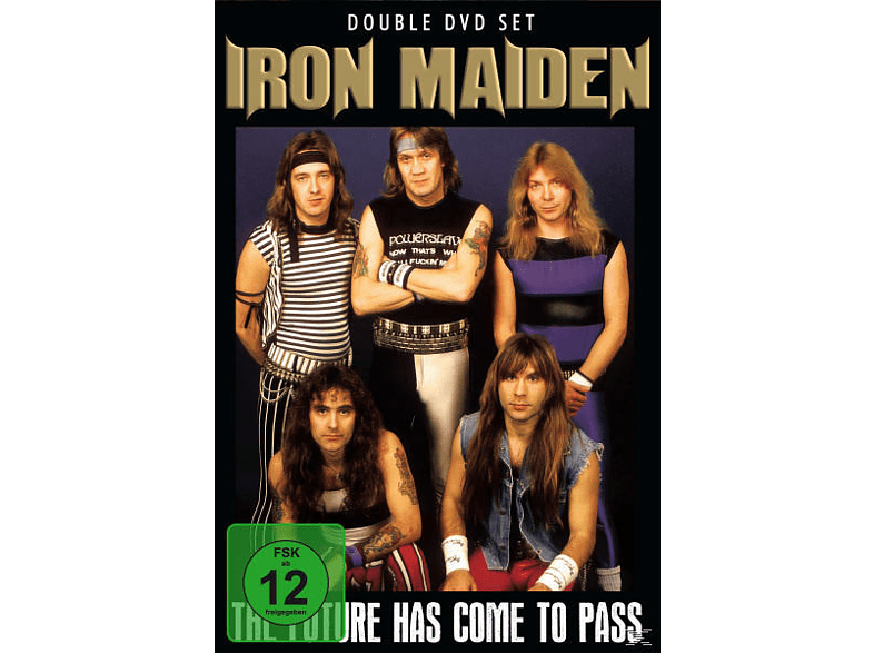 Iron Maiden - The Future Has Come To Pass [DVD]