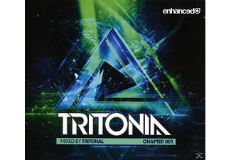 Tritonal - Tritonia-Chapter 001 - (CD)