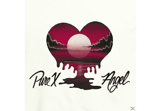 Pure X - Angel - (Vinyl)