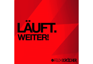Felix (mixed By) Various/kröcher - Läuft.Weiter! - (CD)