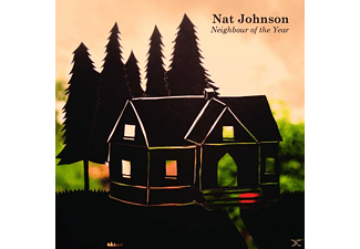 Nat Johnson - Neighbour Of The Year - (EP (analog))