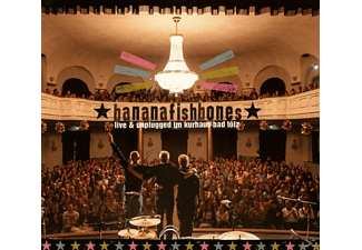 Bananafishbones - Live & Unplugged Im Kurhaus Bad Tölz - (CD)