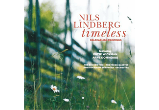 Nils Lindberg - Timeless - (CD)