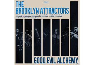Brooklyn Attractors - Good Evil Alchemy - (CD)