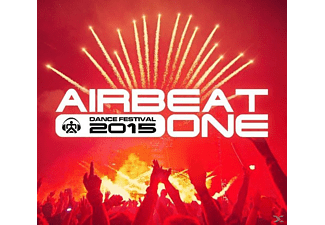 VARIOUS - AIRBEAT ONE - DANCE FESTIVAL 2015 - (CD)