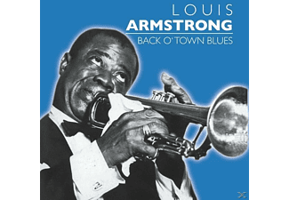 Louis Armstrong - Back O'town Blues - (CD)