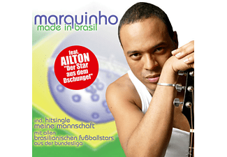 MARQUINHO FEAT.AILTON - MADE IN BRASIL - (CD)