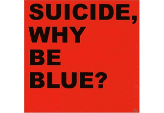 Suicide - Why We Blue - (CD EXTRA/Enhanced)