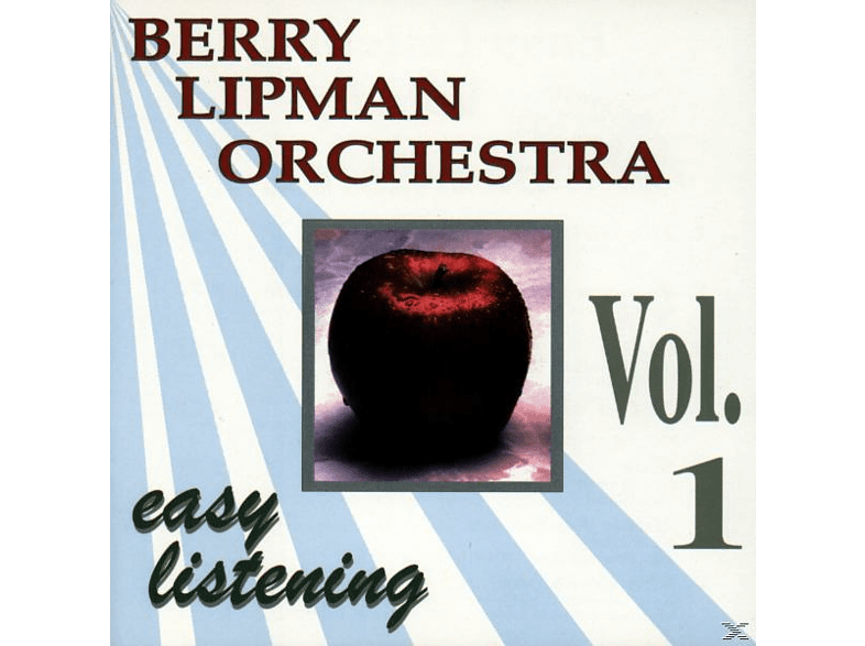LIPMAN,BERRY ORCHESTRA & LIPMAN,BERRY § ORCHESTER - Easy Listening Vol.1 [CD]