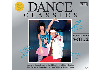 VARIOUS - Dance Classics Pop Edition Vol.2 - (CD)