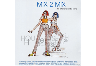 VARIOUS/SUMO - mix 2 mix-1st affair - (CD)
