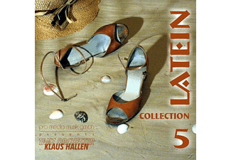 Klaus Tanzorchester Hallen - Latein Collection 5 - (CD)