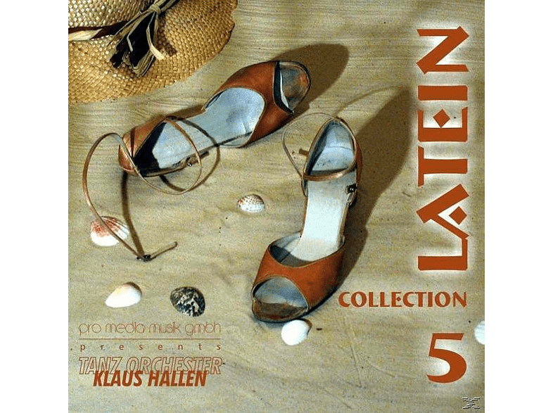 Klaus Tanzorchester Hallen - Latein Collection 5 [CD]