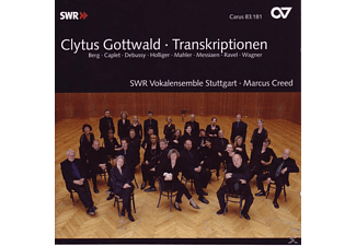 Swr Vocalensemble Stuttgart - Transkriptionen - (CD)