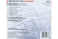 The Moscow Art Trio - IN CONCERT [DVD]