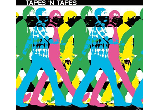 Tapes 'n Tapes - Walk It Off - (CD)