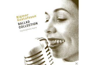 Rigmor Gustafsson - Ballad Collection - (CD)