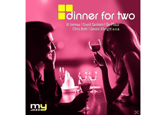 VARIOUS - Dinner For Two (My Jazz) - (CD)