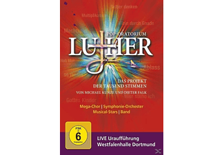 Michael Kunze Dieter Falk - Pop-Oratorium Luther - (DVD)