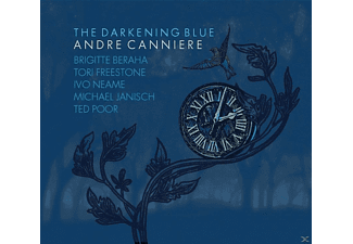 Andre Canniere - The Darkening Blue - (CD)